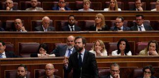 Vox amenaza al PP de que no habrá presupuestos sin negociación en Murcia y Madrid