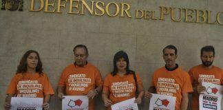 fondos buitres en Madrid