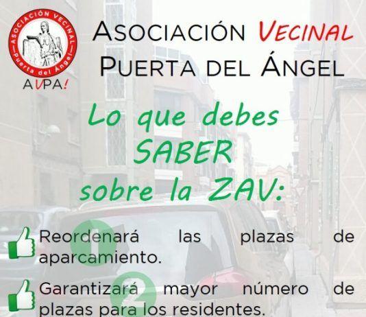 ZAV Puerta del Ángel