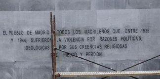 Fiscalía memorial La Almudena