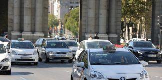 Tarifa ecológica taxis