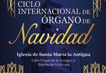 Ciclo órgano Vicálvaro
