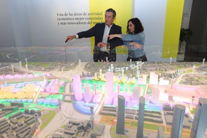Díaz Ayuso Madrid Nuevo Norte
