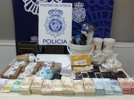 Heroína Policía