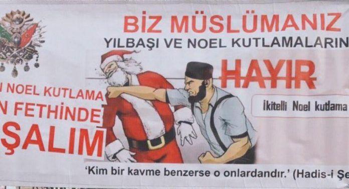 Felices y Cristianas Navidades…A pesar del Islam por Raad Salam
