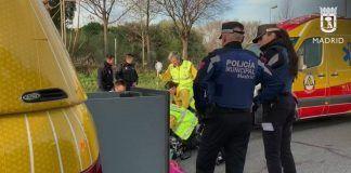 Atropellan a un anciano en el distrito de Hortaleza