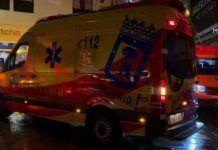 Un camión de la basura mata a un hombre en el centro de Madrid