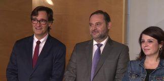 Negociaciones ERC PSOE
