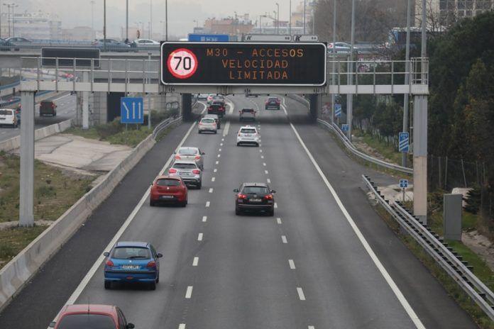 velocidad alta contaminación