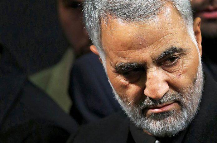 El caso Qasem Soleimani por Raad Salam