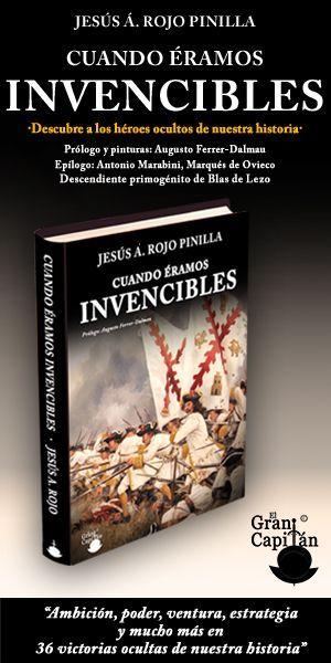 BANNER CUANDO ÉRAMOS INVENCIBLES - MARCAPÁGINAS