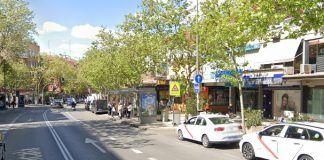 parche calle Alcalá