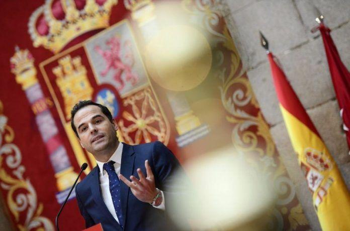 Aguado Sánchez democracia