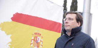 Bandera España Carabanchel