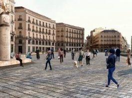 Peatonalización Puerta del Sol