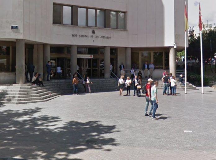 Detenido fuga juzgados Castilla