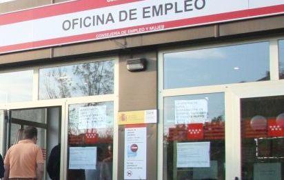 Paro Comunidad de Madrid 2019