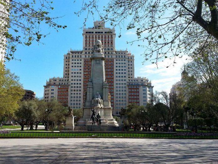 Galería comercial Edificio España