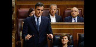 Investidura Sánchez