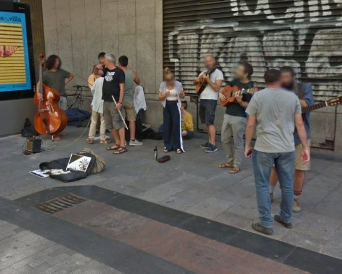 450 autorizaciones músicos callejeros