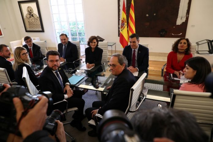 Gobierno Generalitat seguridad jurídica