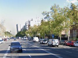 parking Menéndez Pelayo