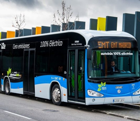 Las Rejas línea bus Alsacia