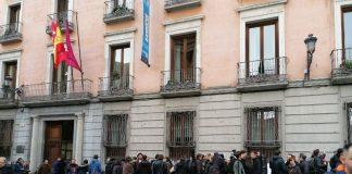 Más Madrid Junta aforo