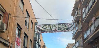 Sareb desalojo familias Comillas