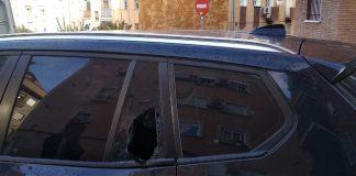 asaltos vehículos Moscardó