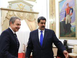 EEUU sancionar Zapatero Maduro