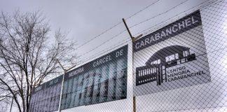 paneles presos Carabanchel