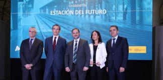 concurso Chamartín estación Europa