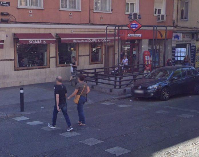 ZAV Usera Puerta Ángel