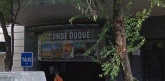 Cine Salamanca Conde Duque