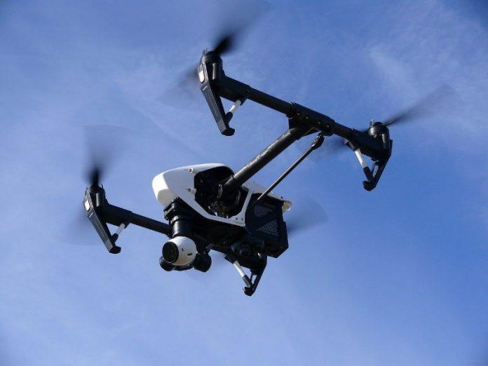 responsable dron aeropuerto