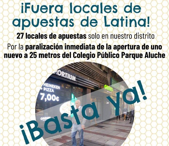 casas apuestas Latina Retiro