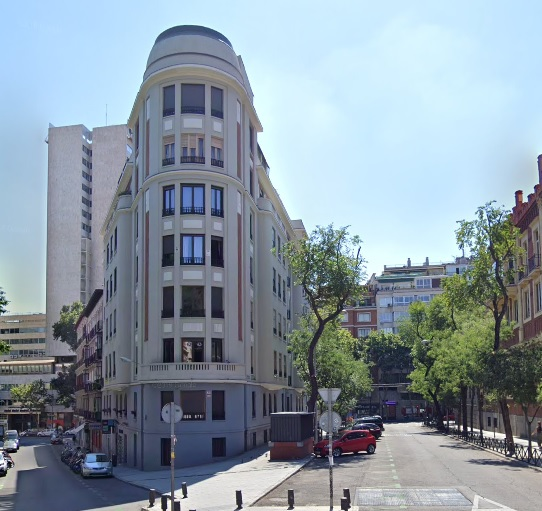 Recorte perímetro Madrid Central