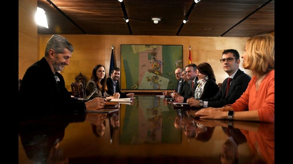 PSOE Podemos conflictos