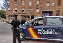 Agentes Policía Nacional Villaverde Detenido