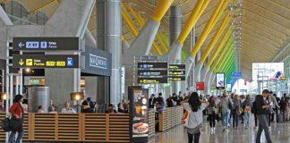 AENA Lantania conservación aeropuerto
