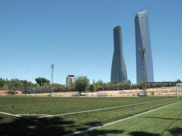 campos fútbol césped artificial
