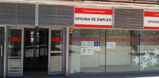 Paro Comunidad Madrid