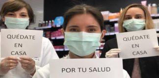 12 farmacéuticos fallecido coronavirus