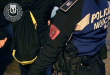 Detenido agredir madre Tetuán