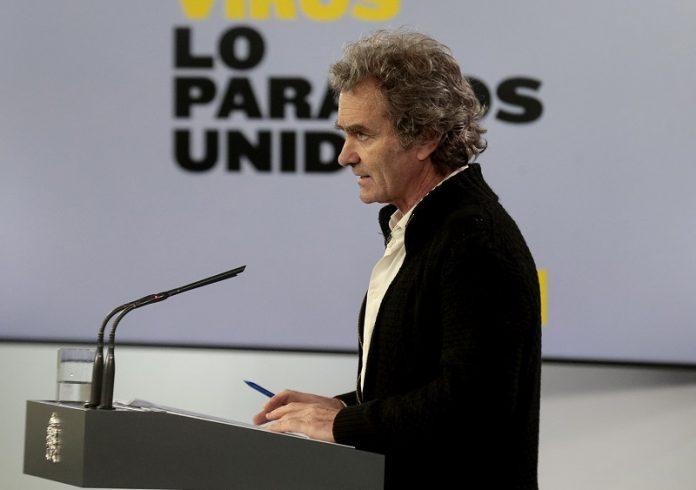 cifra fallecidos Madrid
