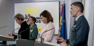 contagios muertos Madrid