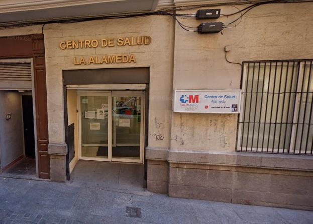facultativo centro salud Alameda
