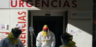 repunte 981 contagios Madrid