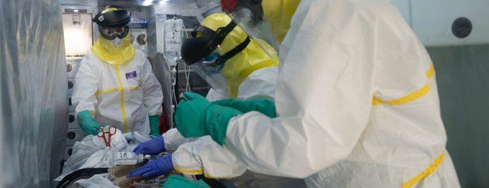 39 fallecidos coronavirus Madrid